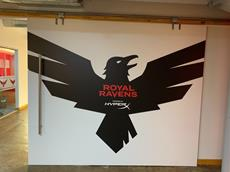 HyperX Inks Sponsorship deal with Rogue and the London Royal Ravens' Training Facility