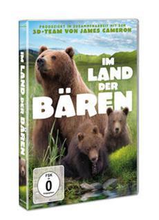 IM LAND DER BÄREN ab 15. August 2014 als DVD, 3D/2D Blu-ray und VoD!