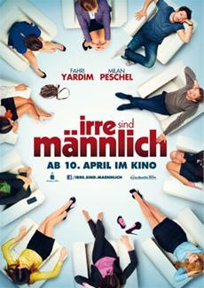 IRRE SIND MÄNNLICH / Eine fast perfekte Masche / Ab 10. April 2014 im Kino