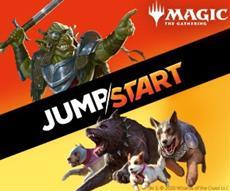 Jumpstart, ohne Deck-Building, ist die schnellste Art Magic: The Gathering zu spielen!