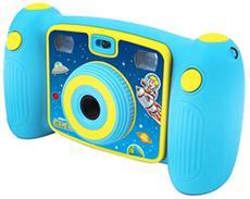 Kinderkamera mit Dual-Linse für die ersten Selfies