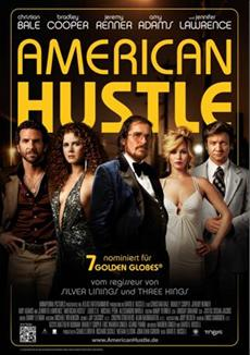 Making of zu AMERICAN HUSTLE