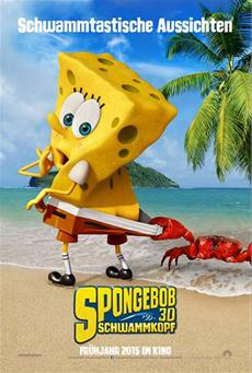 Schwammtastischer Kinostart für SpongeBob und seine Freunde!