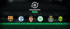 KONAMI und eFootball.Pro kündigen Details zur ersten internationalen eSports-Liga für Profi-Fußballklubs an