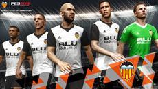KONAMI wird offizieller Videospiel-Partner von Valencia CF