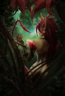 League of Legends: Zyra, die Gebieterin der Dornen