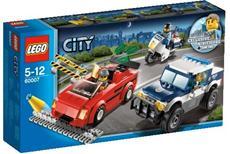 LEGO City (60007) enthält geheime Missionen für LEGO City Undercover (WII U)