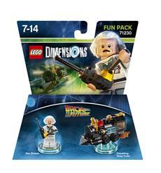 LEGO Dimensions - neue Expansions Packs mit Ghostbusters, DC Comics, Doctor Who, Back to the Future und LEGO Ninjago ab 21. Januar erhältlich