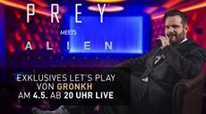 Live #letsprey im Kino mit Gronkh, Christian Ulmen & Morgans deutscher Stimme