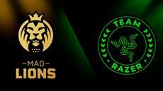 Mad Lions tritt Team Razer bei