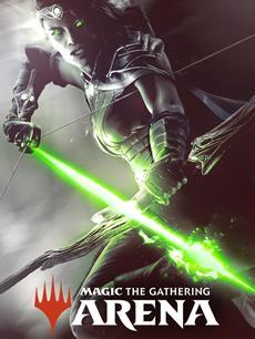 Magic: The Gathering Arena feiert den Valentinstag mit einem Update und einem Single.ton Wochenende
