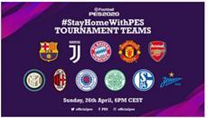 Mit Javi Martínez und weiteren Profis: KONAMI veranstaltet #StayHomeWithPES-Turnier