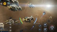 MMO News: Second Galaxy Takes to The Stars Soon on iOS, Android