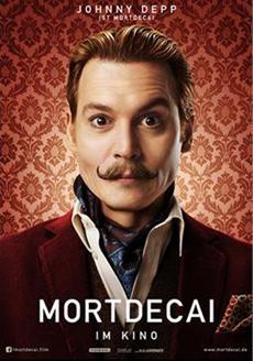 MORTDECAI: Der brandneue Trailer ist online verfügbar!