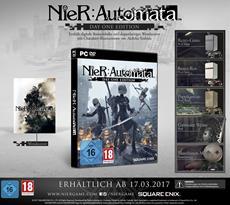 NieR: Automata erscheint am 17. März 2017 für den PC