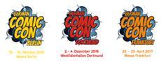Nur noch wenige Tage bis zur GERMAN COMIC CON in Berlin!