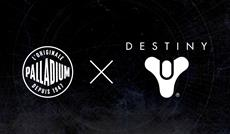 Palladium x Destiny Collab