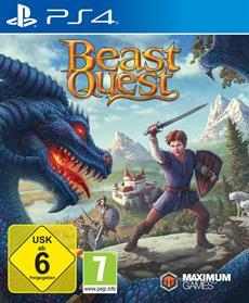 Maximum Games und Coolabi arbeiten zusammen beim ersten Spiel der Reihe Beast Quest für Konsolen