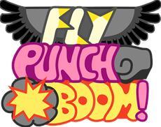 Durchgeknallter Superfighter 'Fly Punch Boom!' erscheint heute für Switch & PC - Review-Codes verfügbar