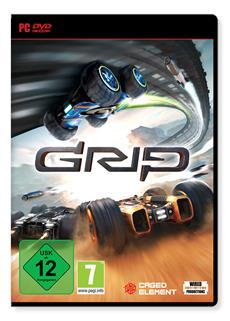 Neuer Multiplayer-Trailer zu GRIP: Combat Racing