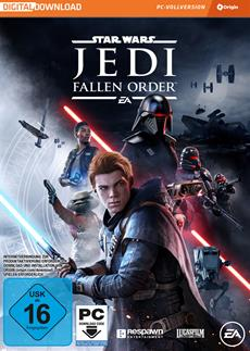 Star Wars Jedi: Fallen Order ab 10. November in The Play List und Stadia verfügbar