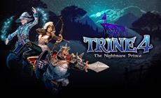 Trine 4: The Nightmare Prince ab sofort verfügbar