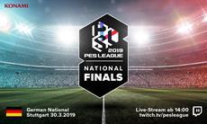PES League 2019 Season 2 - alle Infos zum Finale der deutschen Qualifikation in Stuttgart am 30. März