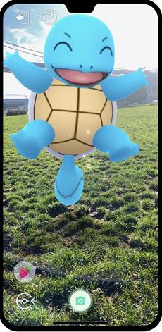 Pokémon GO: Neuer Augmented-Reality-Multiplayer-Modus feiert die Freundschaft