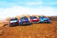 Rallye-Simulation WRC 6 erscheint heute für Playstation 4, Xbox One und PC