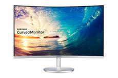Review (Hardware): Samsung C27F591FDU - Spielen mit gebogenen 27 Zoll