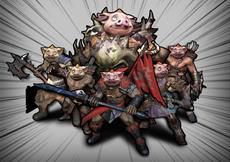 Schweinealarm und neuer Jagdpass für Rangers of Oblivion