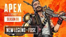 Showcase zeigt Fähigkeiten von neuer Legende Fuse in Apex Legends Saison 8 - Chaos