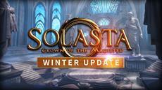 Solasta Winter Update Coming December 14