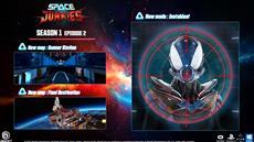 Space Junkies<sup>&trade;</sup> | Das 2. Update ist verf&uuml;gbar und bringt neuen Modus sowie zwei neue Maps