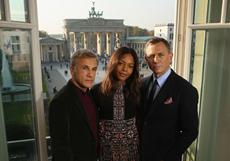 SPECTRE Stars heute in Berlin