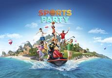 Sports Party - Das Multi-Sport Familienspiel erscheint für Nintendo Switch