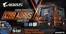 Steigern Sie Ihr Spielerlebnis mit den X299 AORUS Gaming-Motherboards