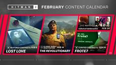 Take a look at what's coming to HITMAN 2 this February!