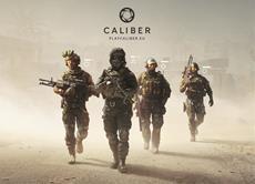 Taktikspiel 'Caliber' bereitet sich auf den Einsatz in Europa vor