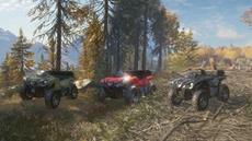 theHunter<sup>™</sup>: Call of the Wild | ATV SABER 4X4 - Erweiterung bringt erstmals Fahrzeug ins Spiel