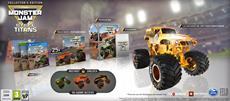 THQ Nordic und Feld Entertainment<sup>&reg;</sup> ver&ouml;ffentlichen Monster Jam Steel Titans
