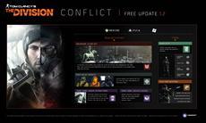 Tom Clancy&apos;s The Division<sup>&trade;</sup> | Zweites kostenloses Update &quot;Konflikt&quot; erscheint am 24. Mai