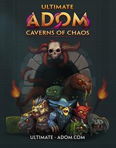 Traditional Rogue-Like 'Ultimate ADOM' erscheint am 18. Februar im Early Access und veröffentlicht neue Screenshots