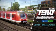 Train Sim World: Die Strecke Wuppertal - Hagen ist jetzt für Zugsimulationsfans befahrbar