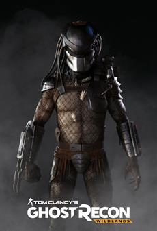 Ubisoft und Foxnext Games bringen den Predator in Tom Clancy's Ghost Recon Wildlands