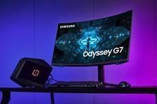 Verkaufsstart des Odyssey G7 Gaming-Monitors