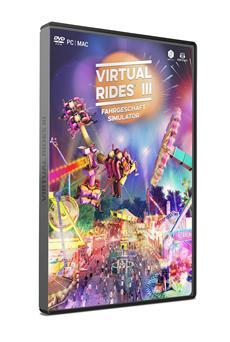 Virtual Rides<sup>®</sup> 3: 2tainment kündigt den wohl umfangreichsten Fahrgeschäft-Simulator aller Zeiten an!