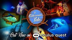 VR-Spiel des Jahres A Fisherman's Tale ist ab sofort für Oculus Quest erhältlich