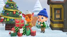 Winter-Update bringt festliche Stimmung in Animal Crossing: New Horizons