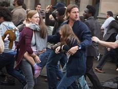 Die Welt im Ausnahmezustand: Neuer Trailer zu WORLD WAR Z (Kinostart 27.06.2013)
